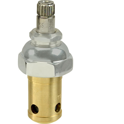 T&S BRASS - 012443-40 - CARTRIDGE HOT RTC, W/ SP RING CHECK