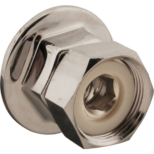 T&S - 00AA - COUPLING FLANGE, WALL,LEADFREE