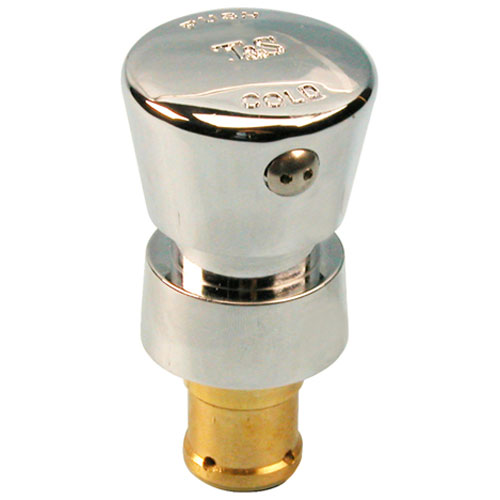 T&S - 238AH - STEM,SLOW CLOSE, HOT,LEADFREE