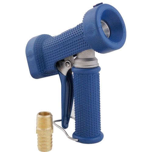 T&S - MV-2516-22 - NOZZLE,SPRAY, T&S,S/S,BLUE
