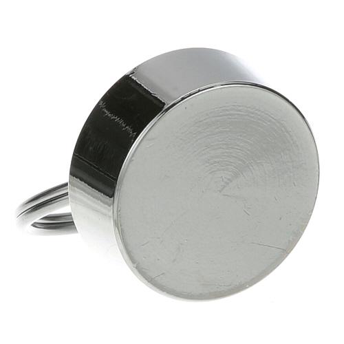 11-348 - Chg 1in Drain Stopper Nickel Plated Brass