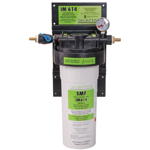SELECTO - 80-6140S - SYSTEM,WATER FILTER, IM614