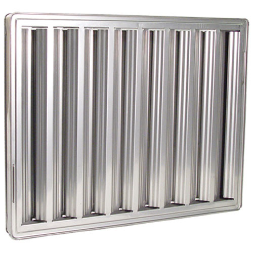 "129-1307 - 20""X25""  SS GREASE FILTER"