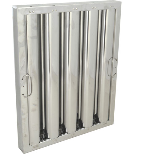 "129-1311 - 20""X16"" SS GREASE FILTER"