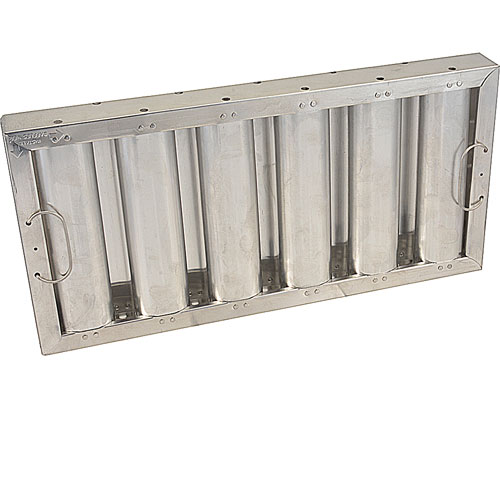 "129-2166 - FILTER,GREASE - , 10"" X 20"",ALUMINUM"