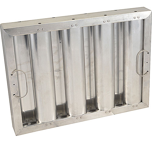 "129-2167 - FILTER,GREASE - , 12"" X 16"",ALUMINUM"
