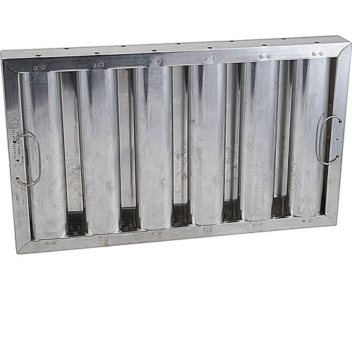 "129-2168 - FILTER,GREASE - , 12"" X 20"",ALUMINUM"