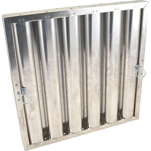 "129-2172 - FILTER,GREASE -   20"" X 20"", ALUMINUM"