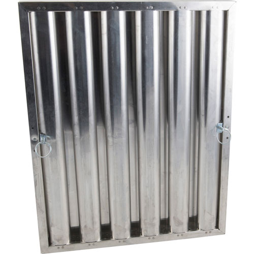 "129-2173 - FILTER,GREASE -   25"" X 20"", ALUMINUM"