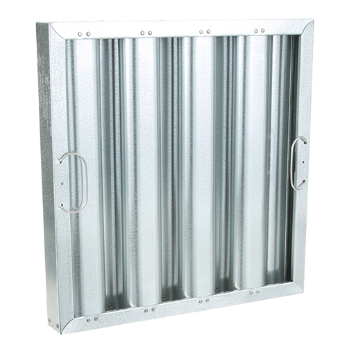 "129-2175 - FILTER,GREASE -   16"" X 16"", GALVANIZED"