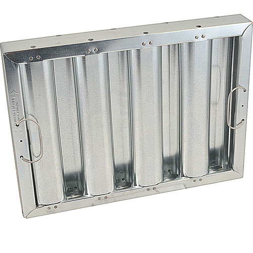 "129-2182 - FILTER,GREASE -   12"" X 16"", GALVANIZED"