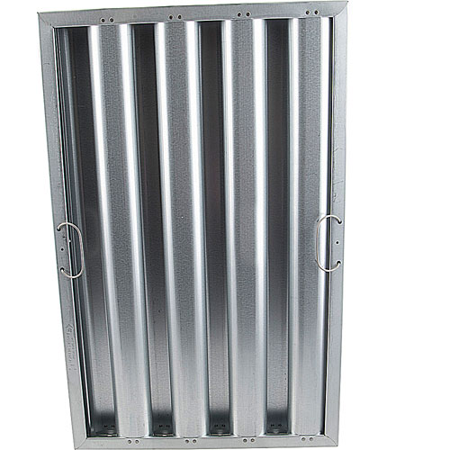 "129-2185 - FILTER,GREASE -   25"" X 16"", GALVANIZED"