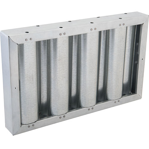 "129-2186 - FILTER,GREASE -   10"" X 16"", GALVANIZED"