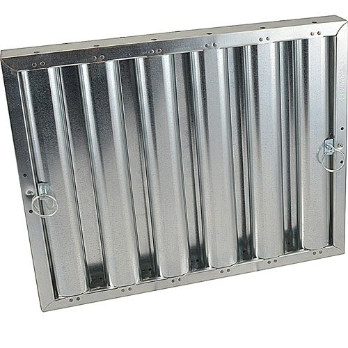 "129-2187 - FILTER,GREASE -   16"" X 20"", GALVANIZED"
