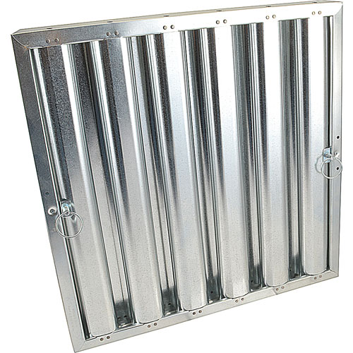 "129-2188 - FILTER,GREASE -   20"" X 20"", GALVANIZED"