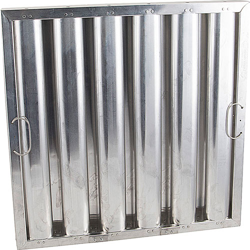 "129-2200 - FILTER,GREASE -   20"" X 20"", ALUMINUM"