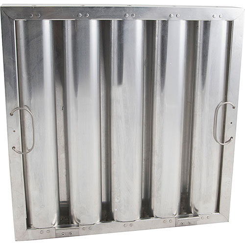 "129-2201 - FILTER,GREASE -   16"" X 16"",ALUMINUM, HR"