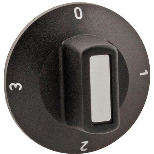 LOWTEMP - 190510 - DIAL,INFINITE CONTROL, 0-3