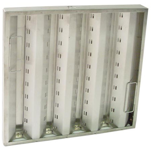 13-1866 - FILTER 16X16 HINGED SS
