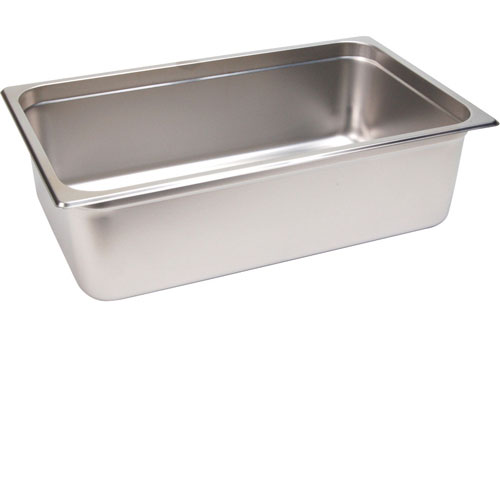 """133-1126 - PAN,STEAM TABLE, FULL, 6""""D"""