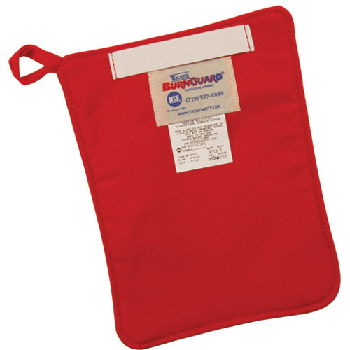 "133-1488 - PAD,HOT, 8""X10.5"",POLY W/GUARD"