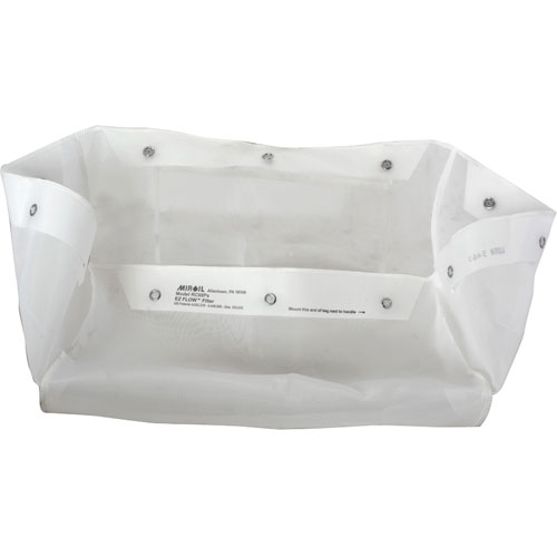 MIROIL - RC88PS - FILTER,FRYER BAG 100LB CAP