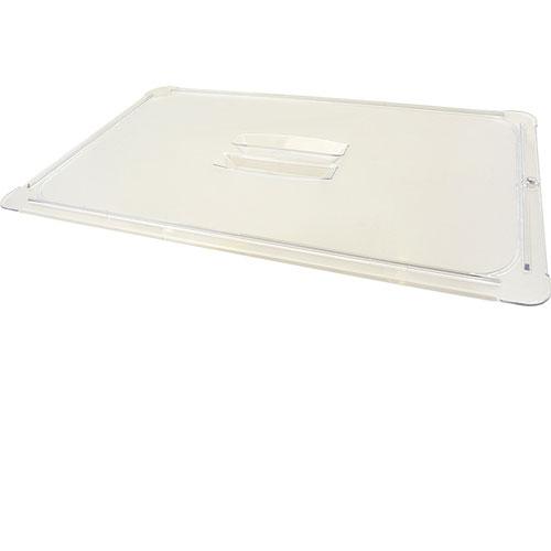 CARLISLE - 10210U07 - LIDFOOD PAN,W/HNDL,FULL, CLEAR