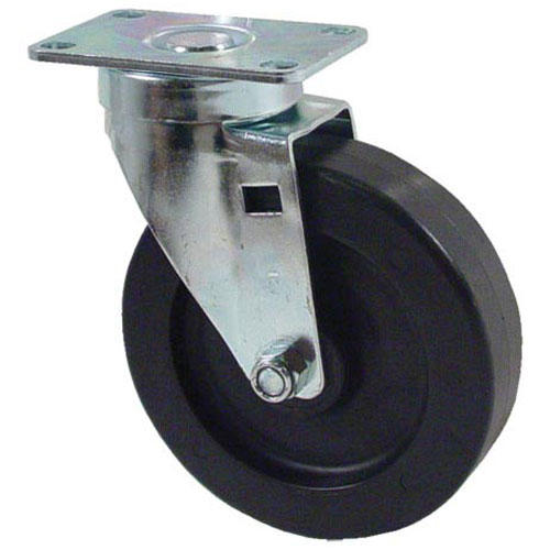 13-5105 - Kason 5 in Plate Caster Swivel, No Brake