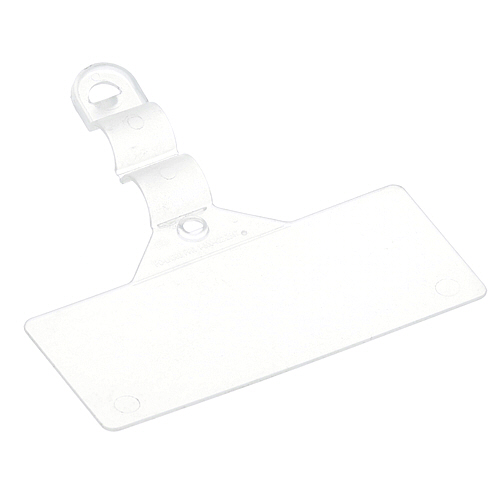 13-6265 - LABEL HOLDER-FLAT