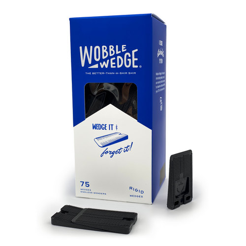13-6353 - WOBBLE WEDGE BLACK  75