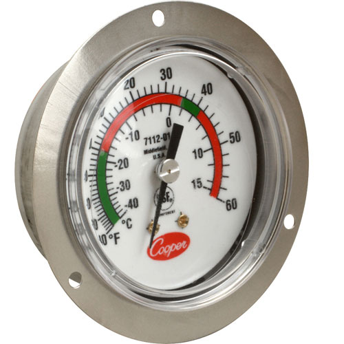 COOPER ATKINS - 7112-01-3 - THERMOMETER(PANEL, -40 T O 60F)