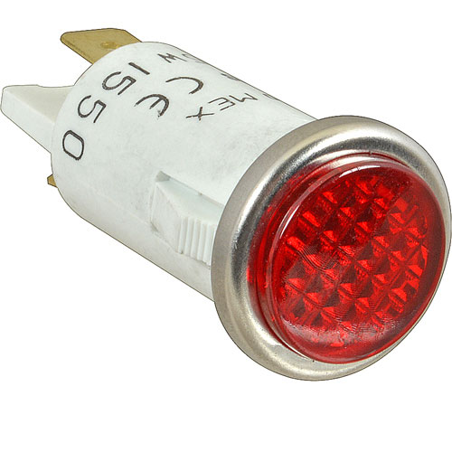 "149-1027 - LIGHT, INDICATOR (1/2"",RED, FF)"
