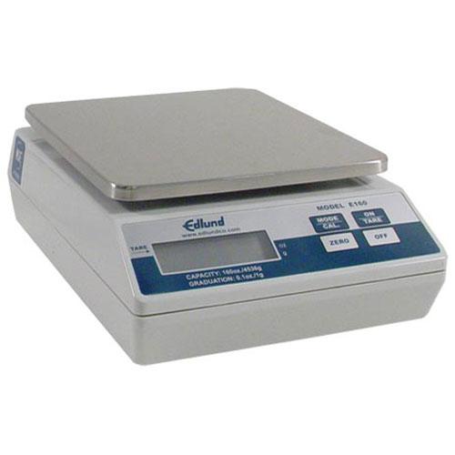 EDLUND - 50800 - SCALE DIG 160OZ W/ADAPTE
