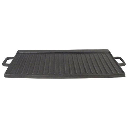 16-1813 - GRIDDLE TOP-RIBBED & FLAT