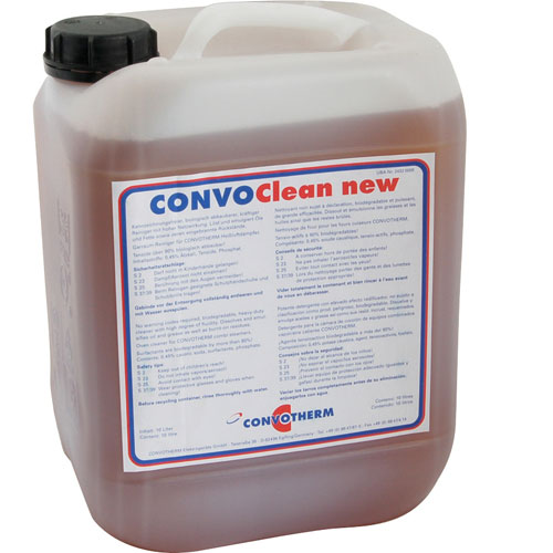 CLEVELAND - W-CLEAN2 - CLEANER,CONVOCLEAN, 2.5GAL, 2