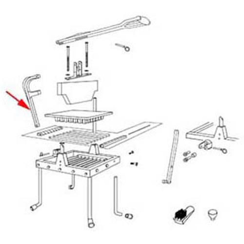 VOLLRATH - 4413 - OPERATING ARM LINKAGE LK