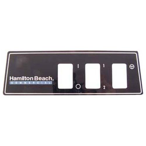 HAMILTON BEACH - 230048500 - PLATE,SWITCH