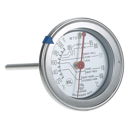 18-1200 - MEAT THERMOMETER 120-200'F