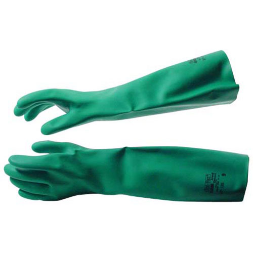 "18-1545 - GLOVE NITRILE 18"" LARGE"