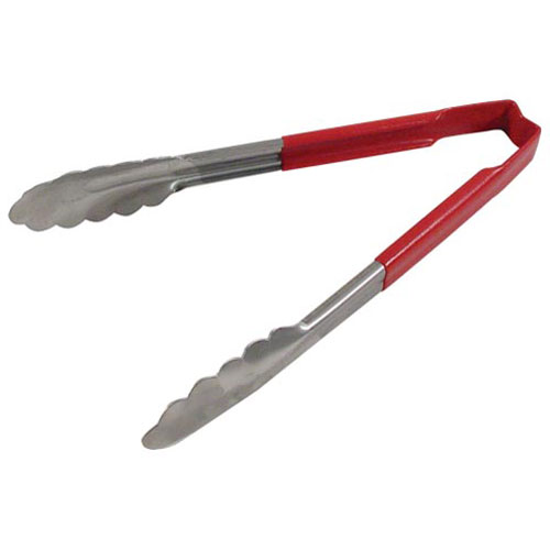 "18-5380 - TONG SS 9 1/2"" GRIP RED"