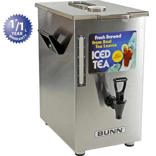 BUNN - 03250.0006 - DISPENSER, ICED TEA, BREW-THRU