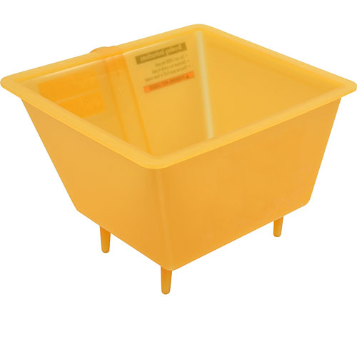 BUNN - 39756.1005 - FUNNEL, BREW, YELLOW, SQUARE