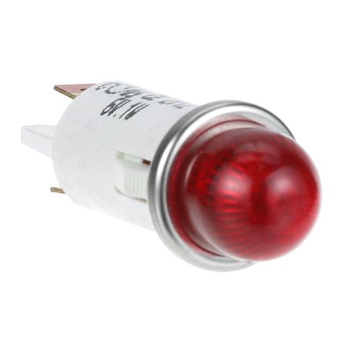 DUKE - 175550 - LIGHT,INDICATOR, 6VCD,RED