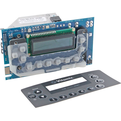 VITA-MIX - 015290 - BOARD,DISPLAY (120V)