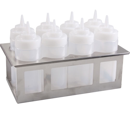 SERVER PRODUCTS - 86974 - HOLDER,BOTTLE, 1/3SZ,W/8,16 OZ