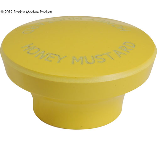 SERVER PRODUCTS P - 82023-204 - KNOB,PUMP(HONEY MUSTARD)