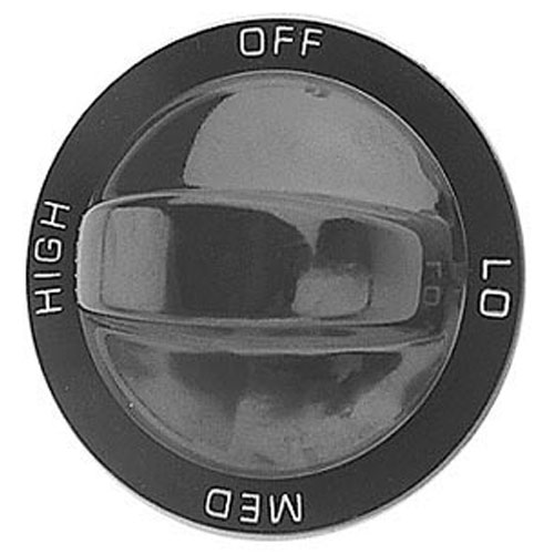 BLODGETT - 17469 - KNOB 2 D, OFF-LO-MED-HIGH