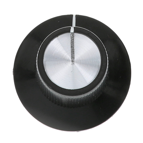 LINCOLN - 12447SP - KNOB, SPEED CONTROL 1-1/8 D, POINTER