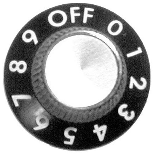 LINCOLN - 12919SP - KNOB 1-1/8 D, OFF-0-9