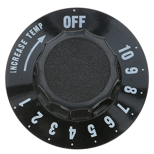 STAR MFG - 2R-09-07-0006 - DIAL 2-1/4 D, OFF-10-1